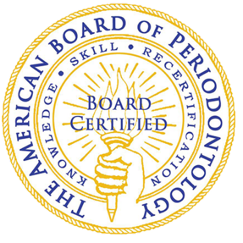 Logo The American Board of Periodontology